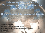 Hauger Climate security