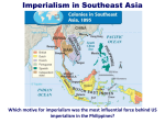 Imperialism in Southeast Asia