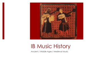 2. Middle Ages PPT