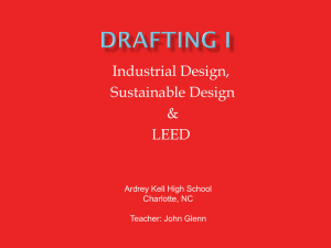 Industrial Design - Ardrey Kell High School​ ​Drafting, Engineering