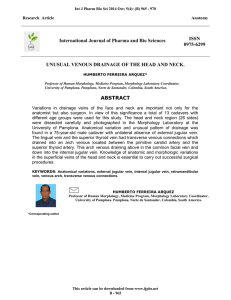International Journal of Pharma and Bio Sciences ISSN 0975