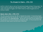 Struggle for Empire 1702