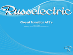 Closed Transition ATS`s