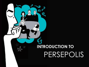 Introduction to Persepolis