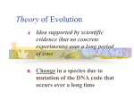 Evolution - resources