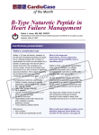 B-Type Naturetic Peptide in Heart Failure Management