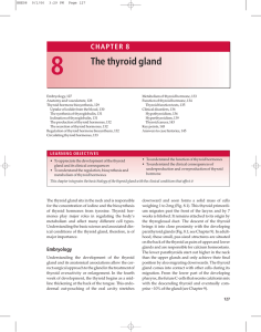 The thyroid gland - Blackwell Publishing