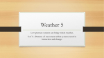 Weather 5