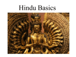 Some Hindu Basics