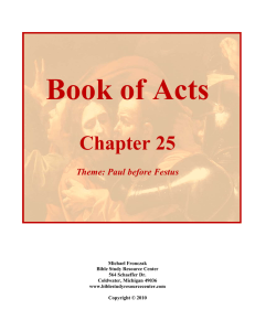 Acts_Chapt_25.101917.. - Bible Study Resource Center