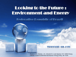 Environment and Energy in year 2021
