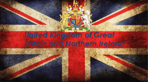 United Kingdom of Great Britain and Northern