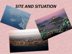 Site and Situation presentation