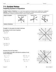 Math Apps 7.1 Guided NOtes