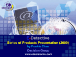 e-detective - Decision Group