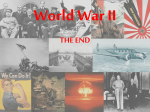 36 The End of the War