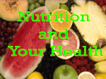 1. Nutrition notes - Winston Knoll Collegiate