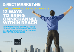 12 ways to bring omnichannel within reach