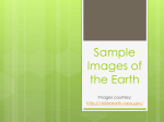 Sample Aerial Images of the Earth