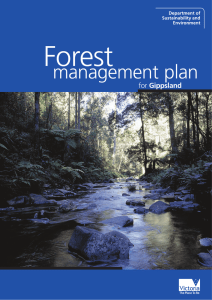 management plan - East Gippsland Shire Council