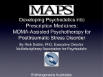 MDMA - Multidisciplinary Association for Psychedelic Studies