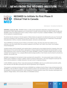 the PDF - NEOMED Institute