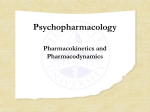 Pharmacokinetics-Pharmacodynamics