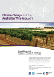 Climate Change and the Australian Wine Industry