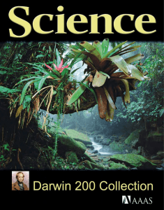 Darwin Collection - Science