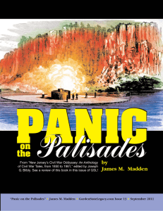 Panic on the Palisades Madden GSL13