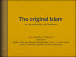 The Islamic faith - marilena beltramini