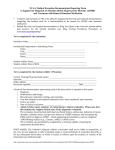 ADHD reporting form