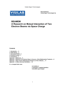 """Technical Report: A Research on Mutual Interaction of Two"