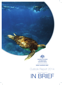 Great Barrier Reef Outlook Report 2014—In Brief