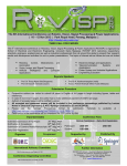 The 8th International Conference on Robotic, Vision, Signal
