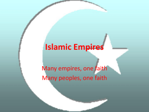 Expansion of Islam Presentation