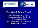 Persistent Offender Project (POP)