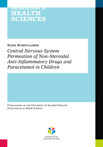 Central Nervous System Permeation of Non