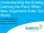 Understanding the Enemy: Calming the Panic When New