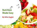 Nutrition by Kugler