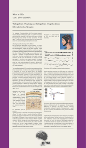 What is EEG? Elana Zion