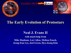 The Early Evolution of Protostars