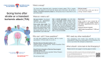 Going home after stroke or a transient ischemic attack (TIA)