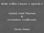 MCMC Coffee | Season 1, Episode 2 Central Limit Theorem