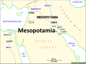 Mesopotamia - Cherry Creek Academy