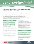 NBCH Action Brief: Combating America`s Great Killer