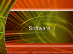 slide 2 - Software