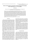 Effect of Valence Electron Concentration on Elastic Properties of 4d