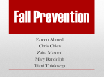 Fall Prevention PPT