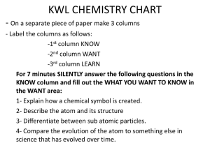 key questions unit two chemistry Review guide for chemistry's first semester exam you might need more paper for answering the questions unit 1 thinking like a unit 2 classification of.